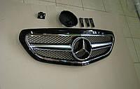 Решетка радиатора на Mercedes E-Сlass W212 с 2013 года, фото 1