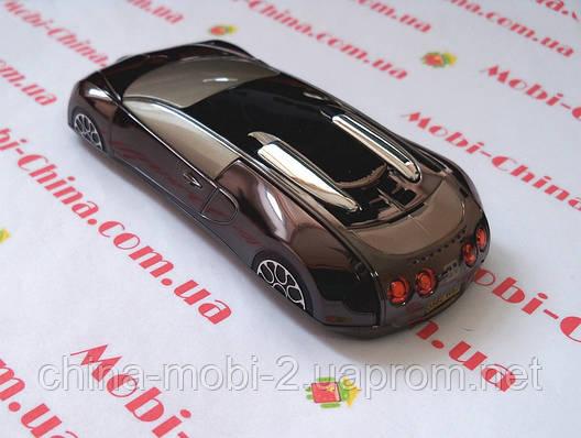 Машина-телефон Bugatti Veyron C618 dual sim, фото 2