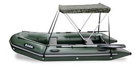 Тент на надувную лодку Bark BT-270