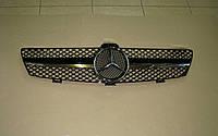 Решетка радиатора на Mercedes CLS W219 (2005-2007), фото 1