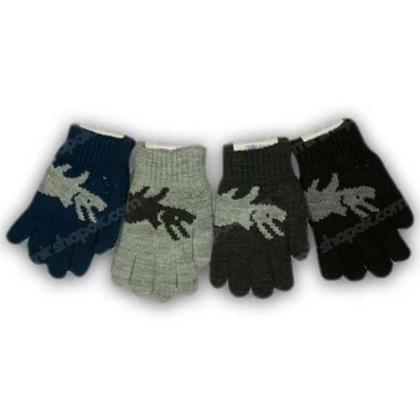 Перчатки детские утепленные, р. 16 (9-10 лет), производитель Польша