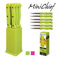 """Ножи кухонные """"Mini-chief"""" 7пр/наб"""