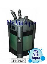 Внешний фильтр для аквариума ViaAqua UTC-600, Atman CF-600