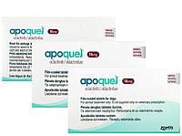 APOQUEL АПОКВЕЛ 16 мг 10 таблеток для лечения дерматитов различной этиологии, сопровождающихся зудом, у собак