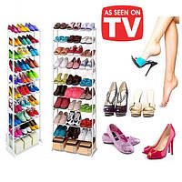 Органайзер для обуви  Amazing shoe rack, Полка для обуви