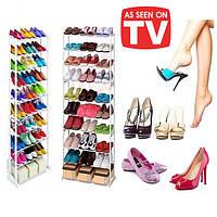 Органайзер для взуття Amazing shoe rack, Полиця для взуття