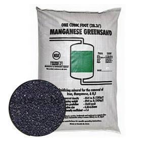 Фильтрующий материал Greensand Plus (14,15 л)
