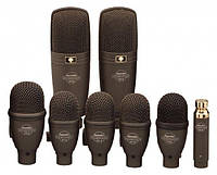 Микрофонный комплект для барабанов  SUPERLUX DRKF5H3