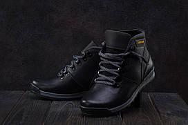 Ботинки Brand T2 (Timberland) (зима, подростковые, кожа)