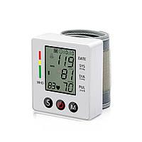 Тонометр electronic blood pressure monitor, фото 1