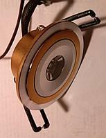 Точечный светильник CTC-LED 1195 1Вт orange silver
