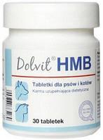 Dolfos Dolvit HMB для собак і котів, 30 шт