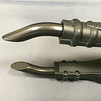 Профессиональные щипцы для наращивания волос JR-678 с терморегулятором на ручке