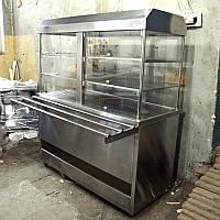 Прилавок охлаждаемый «Куб» 1200*700*1500 мм