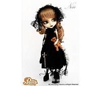 Кукла Пуллип Ноир черная обновленная, фото 1