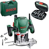 Фрезер ручной Bosch POF 1400 ACE + набор фрез