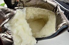 Ботинки детские зимние на  меху на девочку  37 размер, фото 2