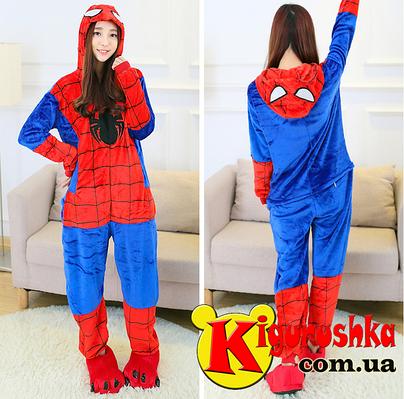 Купить пижаму кигуруми Человек паук в Киеве в Интернет магазин ... f210fec02d1e7