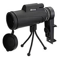 Panda 40x60 Водонепроницаемы Монокуляр телескопа для Смартфон с зажимом для телефона + штатив - 1TopShop