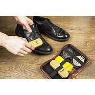 """Набор для чистки обуви """"Шик и блеск"""", фото 5"""