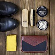 """Набор для чистки обуви """"Шик и блеск"""", фото 7"""