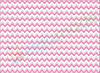 Фетр с принтом ЗИГ-ЗАГ СЕРО-РОЗОВЫЙ, 22x30 см, корейский мягкий 1.2 мм
