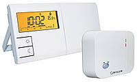 Комнатный термостат недельный Salus 091FL RF - беспроводной - программатор
