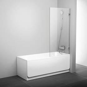 Штора для ванны неподвижная одноэлементная BVS1 80 см Ravak