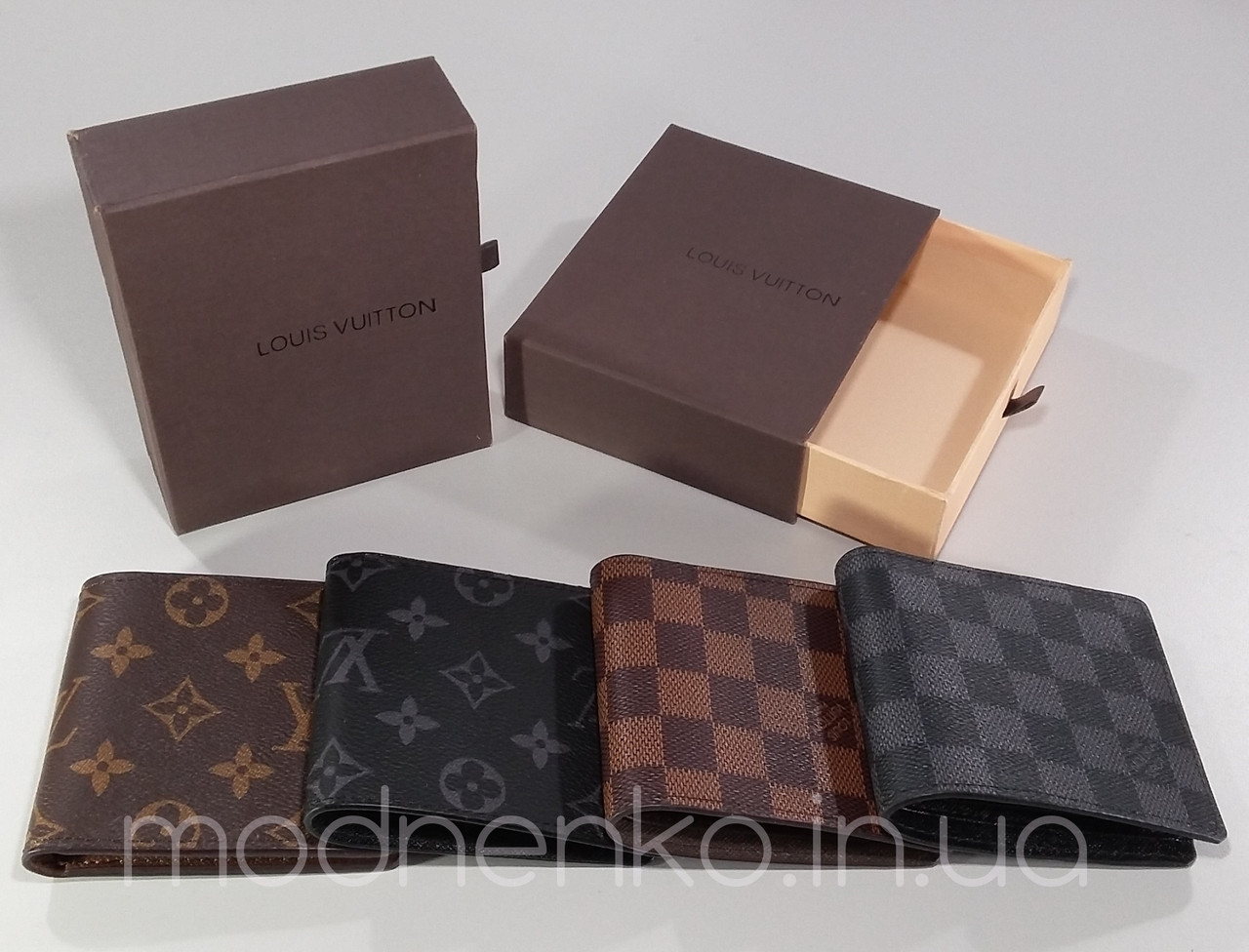 7fda2d35f03ce Кошелек портмоне Louis Vuitton (канва)  продажа