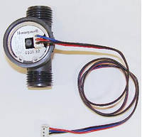 Датчик протока теплоносителя электрокотла Kospel (турбинка) Honeywell