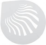 Трафарет для Торта Волны 250мм(шт) (АртEM8742)