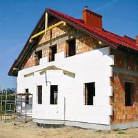 Утепление стен домов и коттеджей. Высотные работы