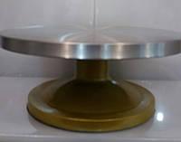 8989 Подставка крутящейся для работы с тортом 300*150мм