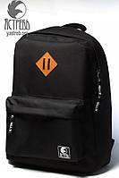 Рюкзак (Однотонный) Черный, фото 1