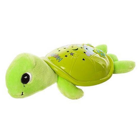 Ночник JLD-22AGreen (Зелёный) Черепаха, фото 2