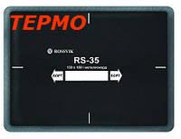 Пластир радіальний RS-35 ТЕРМО (130х180 мм, МЕТАЛОКОРД) Россвик, фото 1