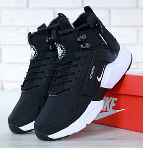 Зимние женские и мужские кроссовки Nike Air Huarache Acronym Winter