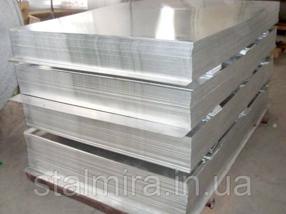 Лист алюминиевый, марка алюминия АМг3Н2, ГОСТ 21631-76