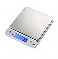 Ювелирные электронные весы с 2-мя чашами Спартак до 3 кг