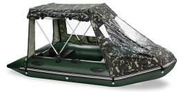 Палатка на надувные лодки Bark 330-360