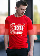 "Футболка ""Yastreb Brand"" Красный, фото 1"