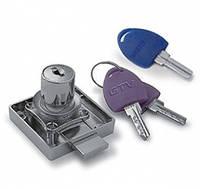 Замок мебельный + электронный ключ
