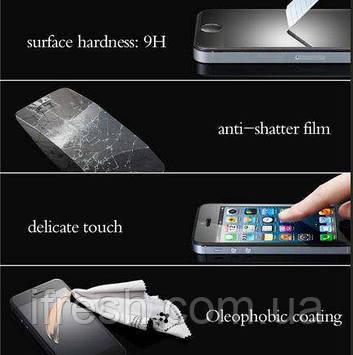 Стекло защитное для iphone 6/6S