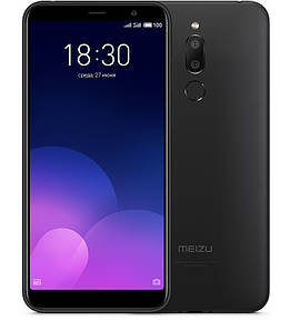 Meizu M6T 3/32 Gb Black Гарантия 1 Год