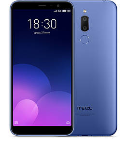 Meizu M6T 3/32Gb Blue Гарантия 1 Год