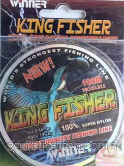 Рибальська волосінь «Winner Kingfisher » не подделка0.18, 0.20 ,0.25 ,0.30 ,0.35 ,0.40, 0.50, 0.60 а