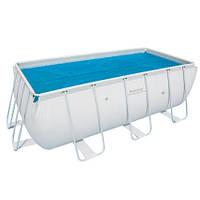 Теплосберегающее покрытие Bestway 58240 для бассейнов 4.12х2.01 м (380х180 см), фото 1