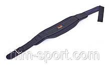 Пояс для важкої атлетики посилений Valeo, фото 2
