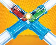 Игровой набор конструктор Скоростные токо трубы zipes speed pipes Chariots 37 деталей