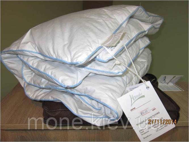 Одеяло пуховое  Фаворит  (95% пуха) полуторное, фото 2